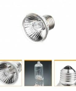 Ampoule 75W pour lampe UV et Chauffante pour Tortue Terrestre