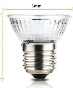 Ampoule 25W pour lampe UV et Chauffante pour Tortue