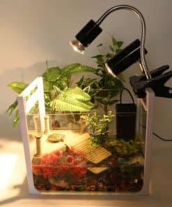 lampe UV chauffante pour tortue