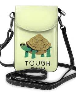 """sac à bandoulière tortue """"tough guy"""""""