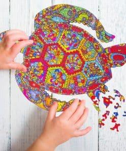 Assemblage de tortue mandala