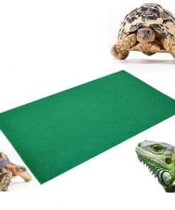 tapis de sol pour tortue absorbant non toxique pour terrarium
