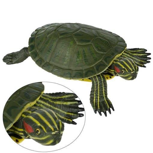 fausse tortue en plastique