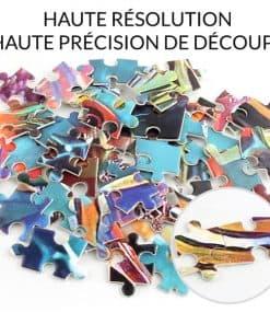 puzzle 1000 pièces tortue de mer