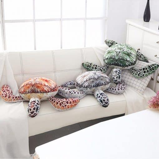différents coloris de jouet tortue soraya