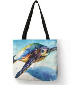 photo de tortue sur sac