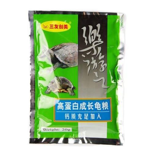 aliment riche en vitamine A pour tortue