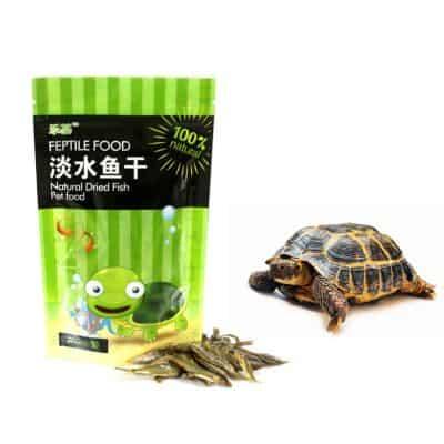 nourriture pour la tortue